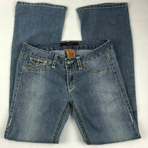 Domaine Brand Juniors Jeans Bootcut  Size 7
